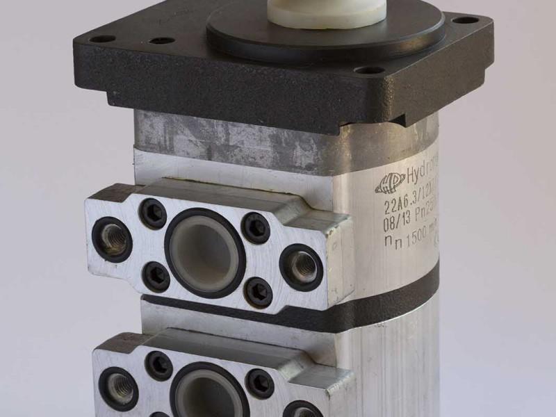 Hydraulic Pump on Claas Dominator 76/86
